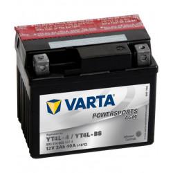 Varta Moto YT4L BS