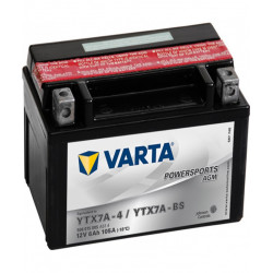 Varta Moto YTX7A BS