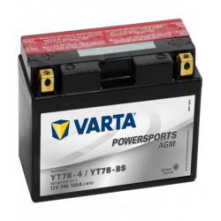 Varta Moto YT7B BS