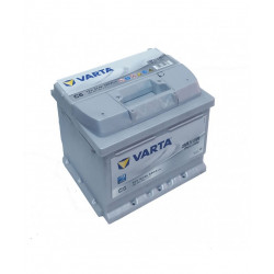 Varta C6 52Ah 520A EN