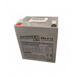 POWER VRLA AGM 12V 4.5AH
