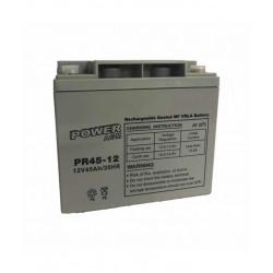 Power PR45-12 12V 45Ah VRLA...
