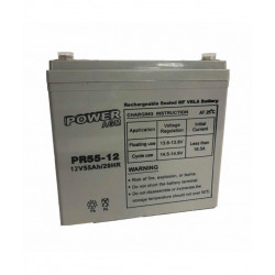 Power PR55-12 12V 55Ah VRLA...